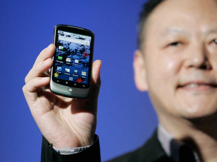 HTC-Founder-peter-Chou-