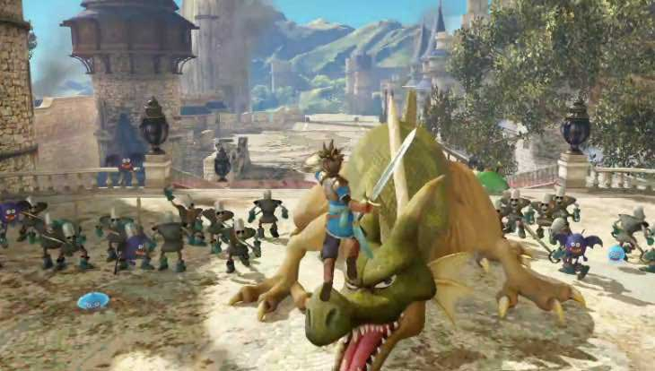 Dragon Quest XI: Sugisarishi Toki o Motomete is the eleventh main series entry in the Dragon Quest series, currently in development for PlayStation 4 and Nintendo 3DS, under supervision of Square Enix. Image: Product-Reviews