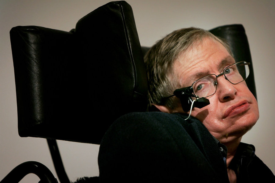 Contacting aliens? Don't even think about it, warns Stephen Hawking!