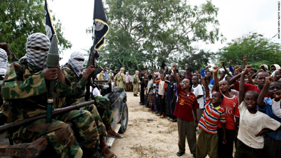 Al-Shabaab Islamist Fighters
