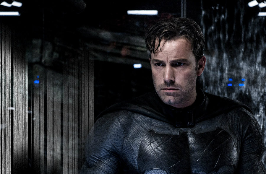 Ben Affleck admitted Saturday he would wear again the Batman suit, but this time in a solo film, in which he will be in front and behind cameras. Photo credit: Independent