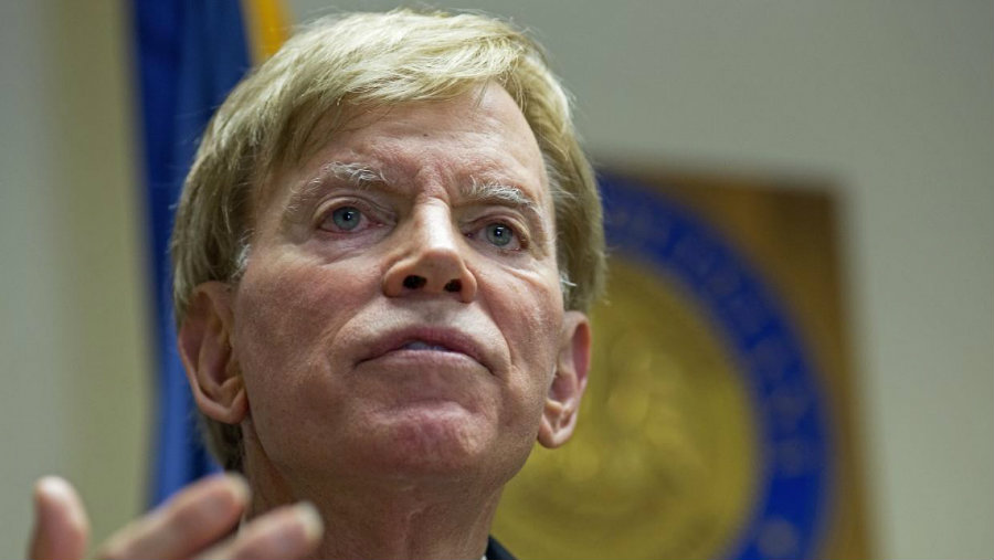 Former Ku Klux Klan leader, David Duke, registered his candidacy on Friday, July 22 and now he officially runs for the U.S. Senate seat vacated by former David Vitter. Photo credit: AP / Univision