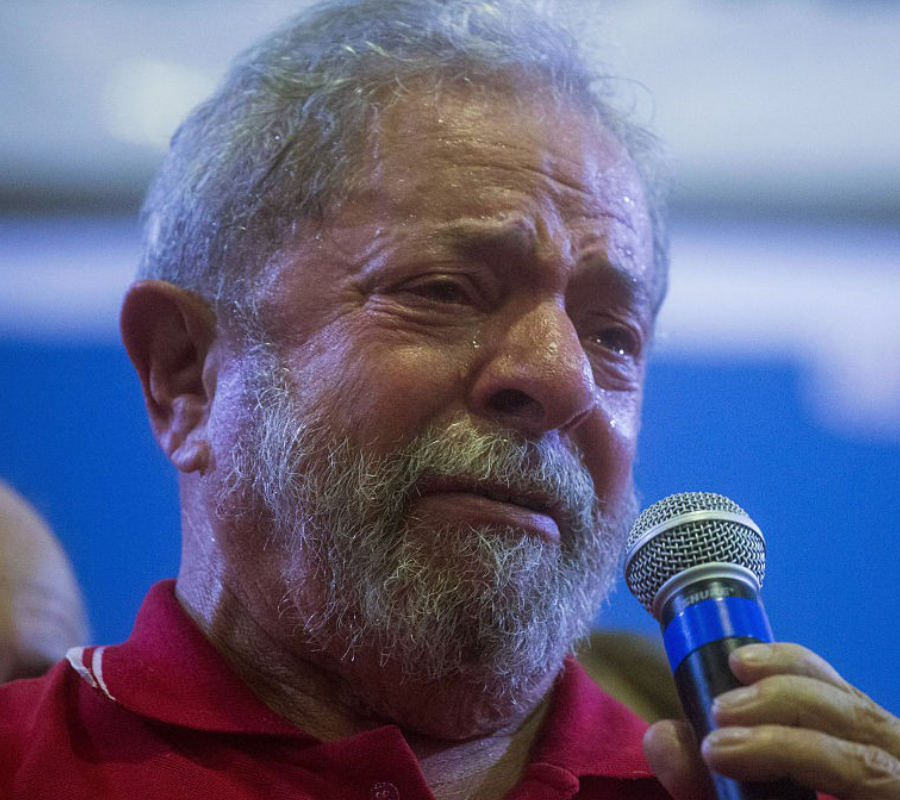 Lula Da Silva Prosecuted Trial