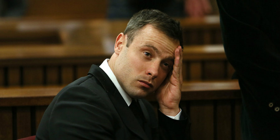 "South Africa's National Prosecuting Authority announced on Thursday that they would appeal Oscar Pistorius' six-year sentence, deeming it ""shockingly lenient."" Photo credit: AP / The Huffington Post"