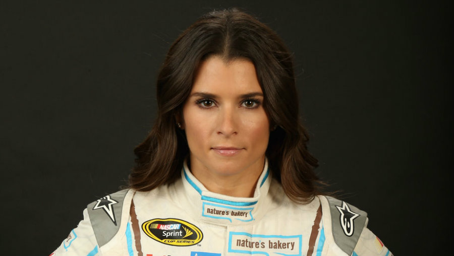 Danica Patrick has yet to finish among the Top 10 in any race this season. Photo credit: NASCAR