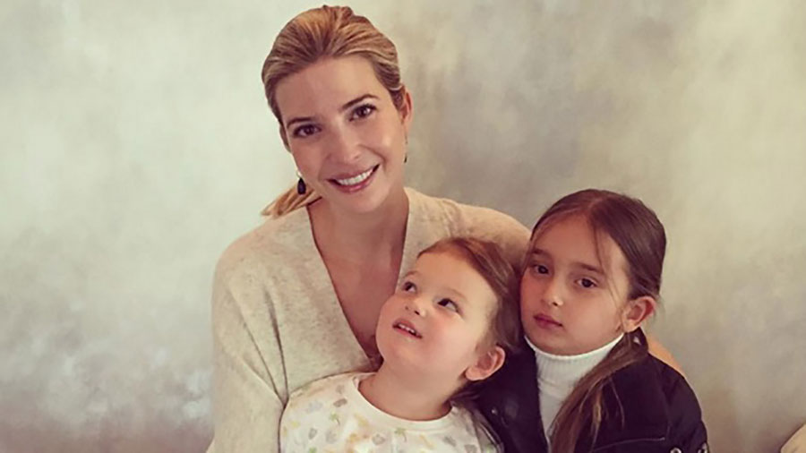 Ivanka Trump, the first daughter that is already making headlines