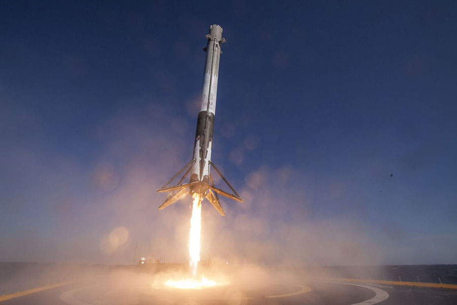spaceX-ISS
