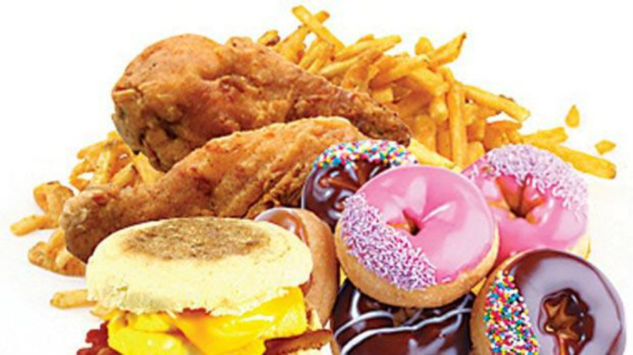Fast food is the main cause of high blood sugar or high cholesterol in people with irregular heart capacity. Image Credit: Food Now
