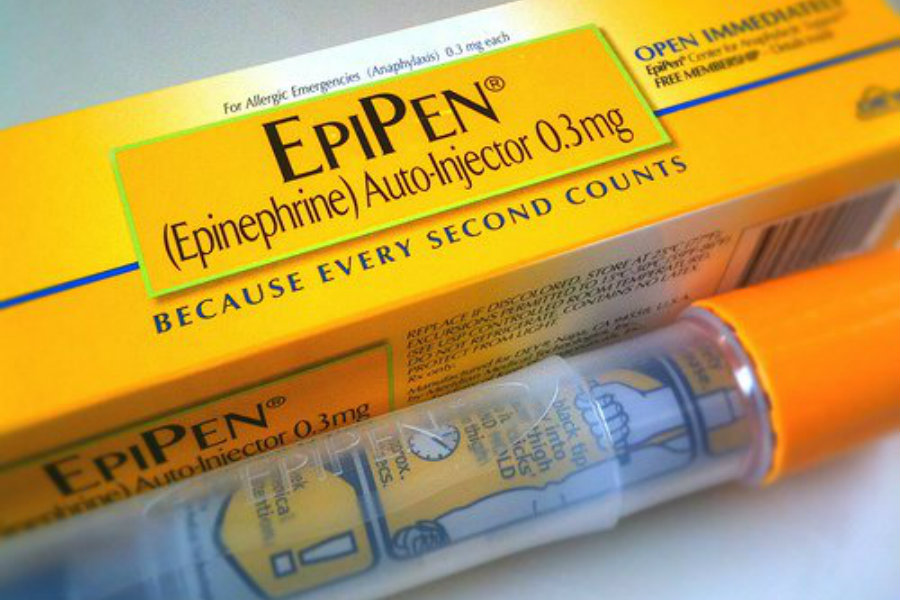 The cost of Epi-Pen is on the rise, causing people who need the medicine to struggle more and more to get it. Image Credit: Thailand Snakes