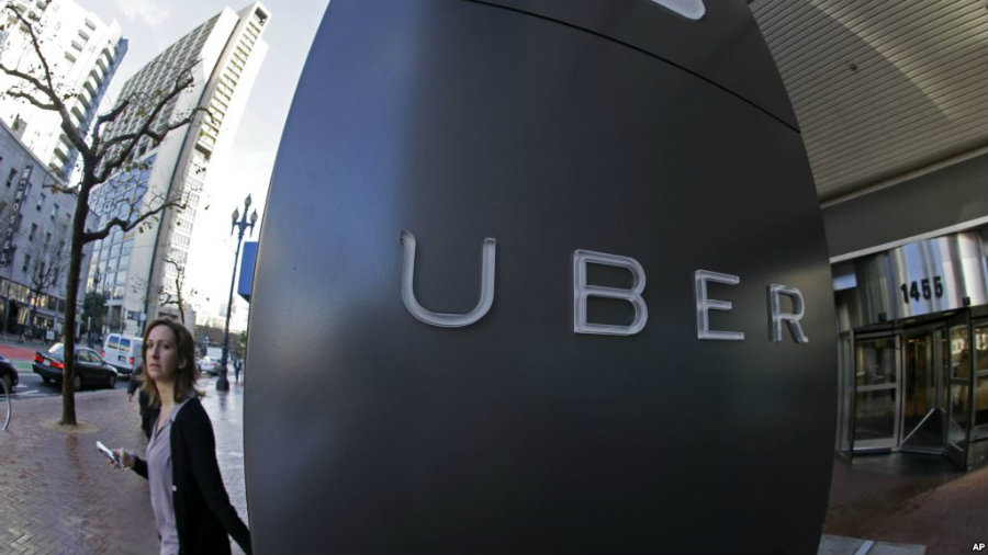 Since its early foundation seven years ago, Uber has escalated in the business industry becoming one of the main transportation companies in the 66 countries and 449 cities, its serves in the world. Image Credit: VOA News