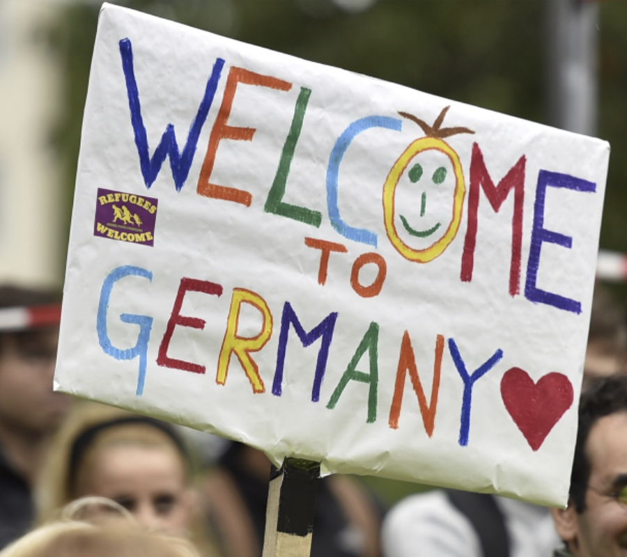 Chinese tourist seeks asylum by mistake in Germany