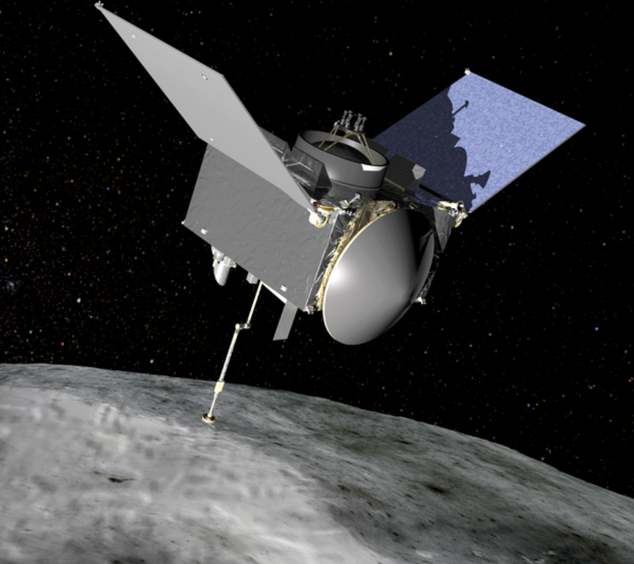 NASA's OSIRIS-Rex to explore the feared Bennu 1