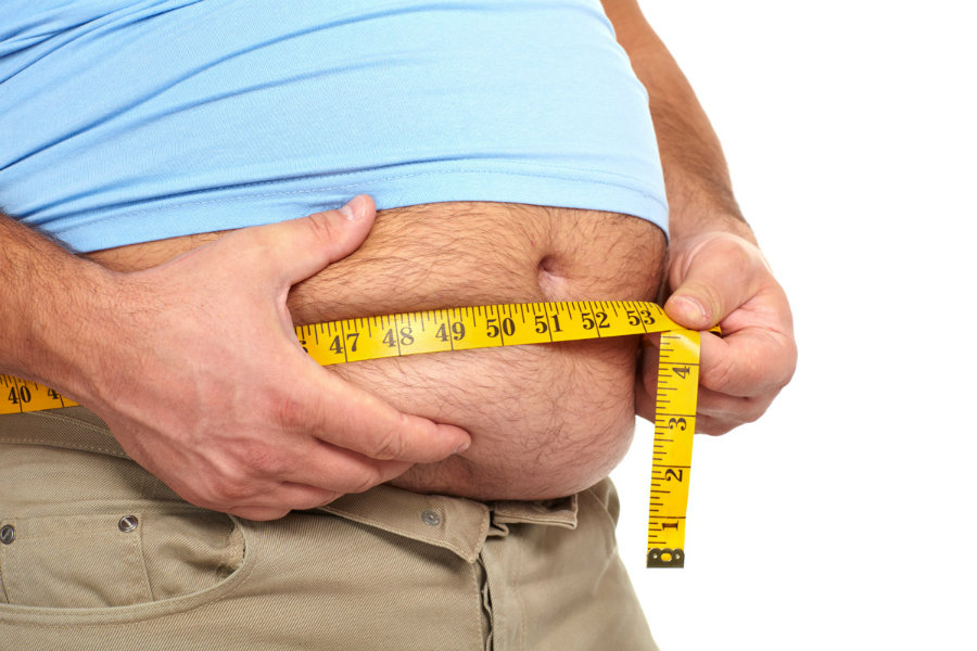 The IARC found out that obesity and overweight can provoke other eight cancers. Photo credit: For Males Only