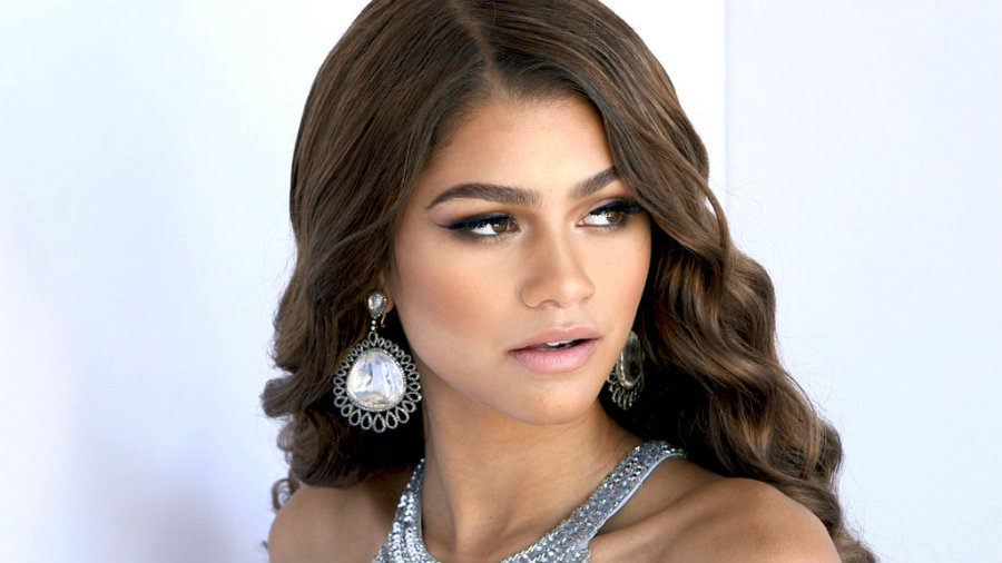 Rumours of Zendaya portraying Mary Jane Watson, a white redhead character in Stan Lee's comic books The Amazing Spider-Man, have filled the internet with hate messages. Photo credit: E Online