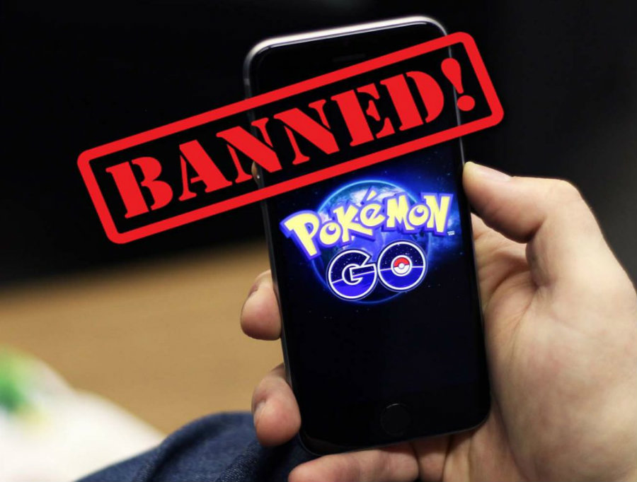 The Iranian Internet Community banned Friday the augmented reality game Pokemon GO in Iran. Photo credit: Broken News