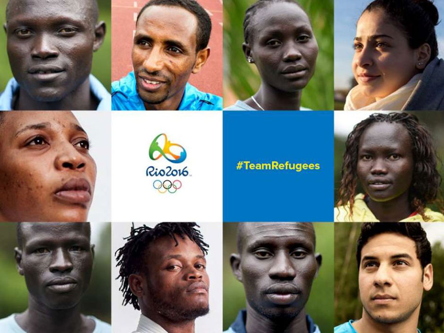 olympic-refugees