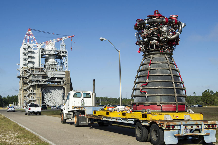 rs-25-engine