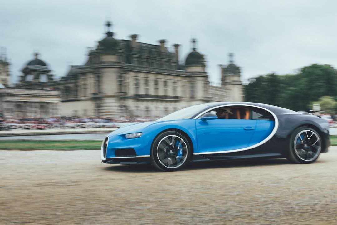 bugatti chiron is so fast that it has a speed limiter. Cars Review. Best American Auto & Cars Review