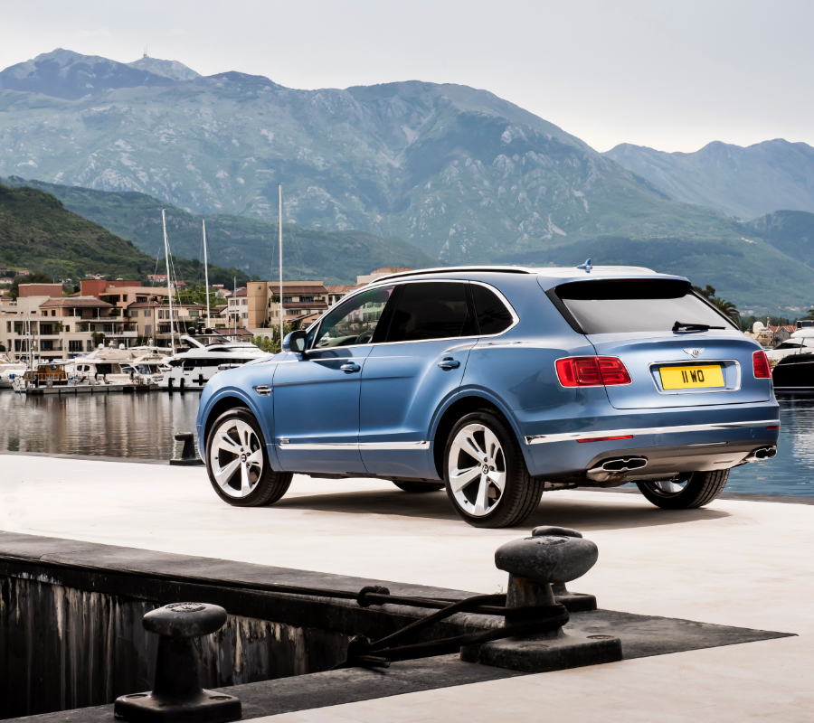 Bentley Bentayga: Bentley Bentayga Diesel: Specs, Design, Availability