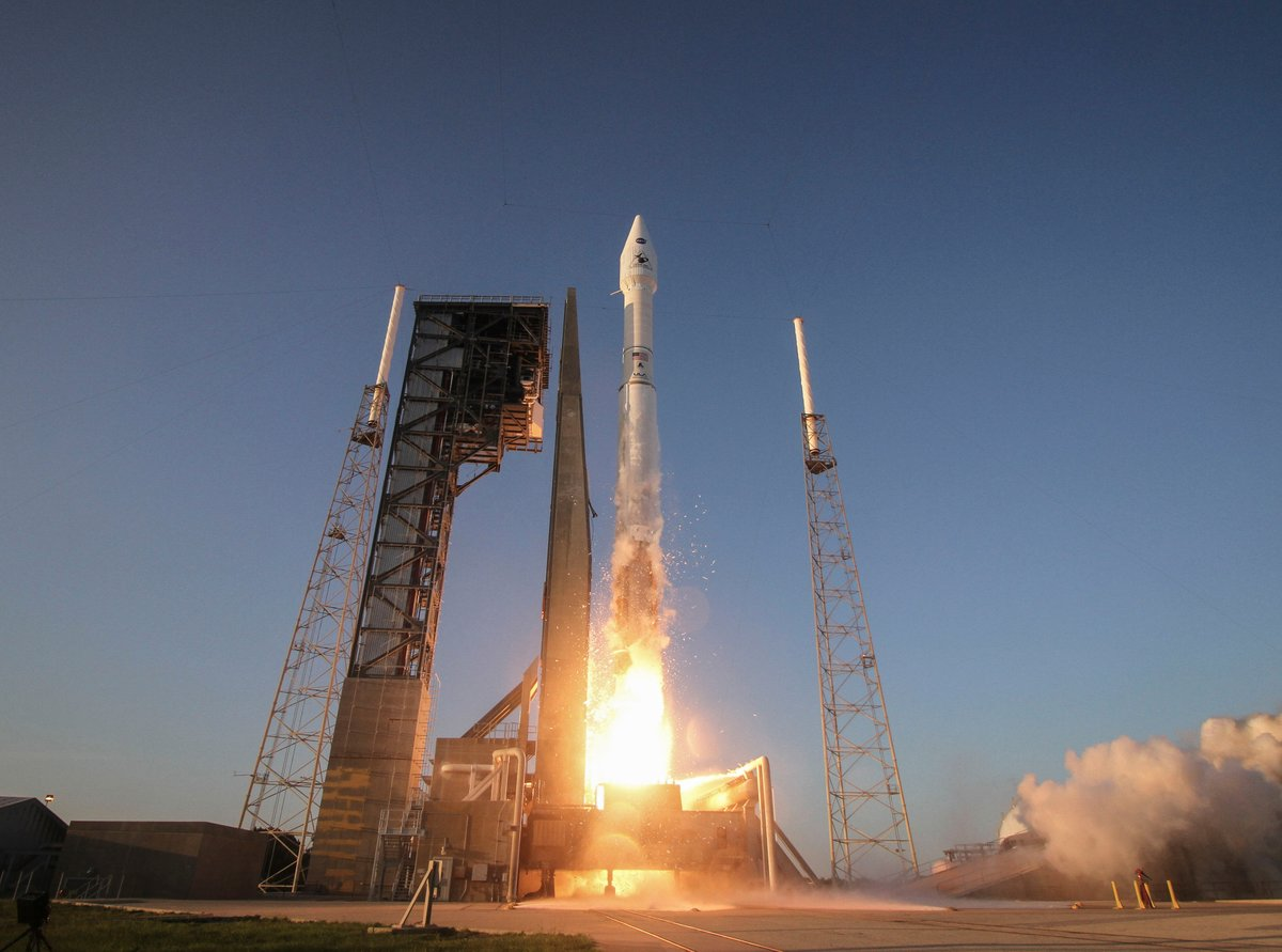 Osiris Rex Launch
