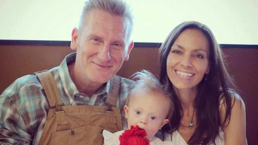 It's been five months since Joey Feek lost her two-year battle against cancer. Photo credit: Instagram / ET Online