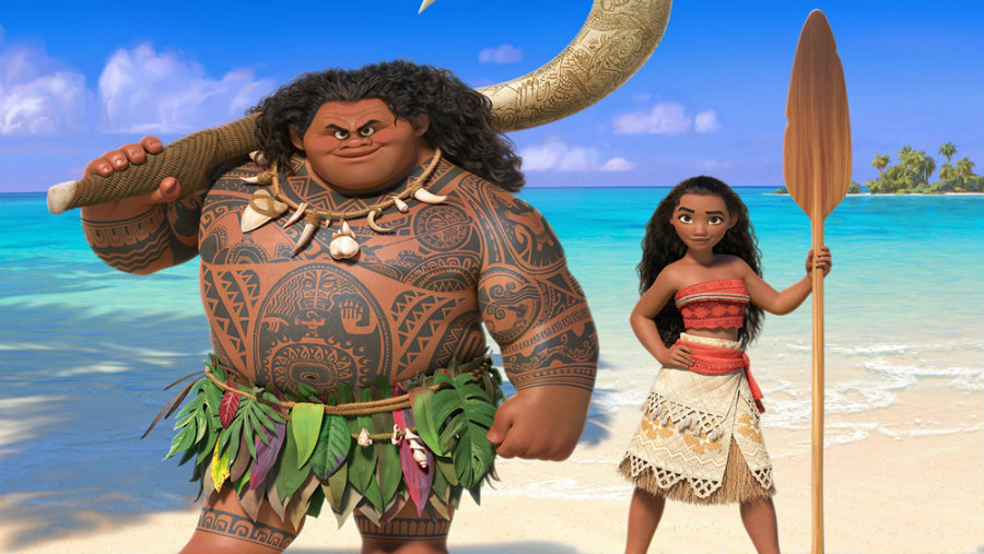 A week ago Disney announced the new kid's costume list of products belonging to the Moana franchise and a lot of controversies emerged over the subject. Photo credit: Variety