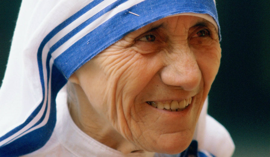 Mother Teresa of Calcutta is to be officially named a Saint by the Roman Catholic Church on Sunday. Photo credit: YuvaMauritius.com