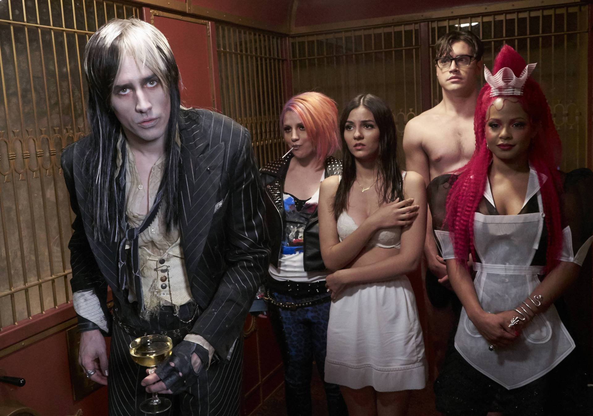 "On April 2015, Fox announced it was working on a new production of the iconic ""The Rocky Horror Picture Show."" Photo credit: Blackfilm.com"