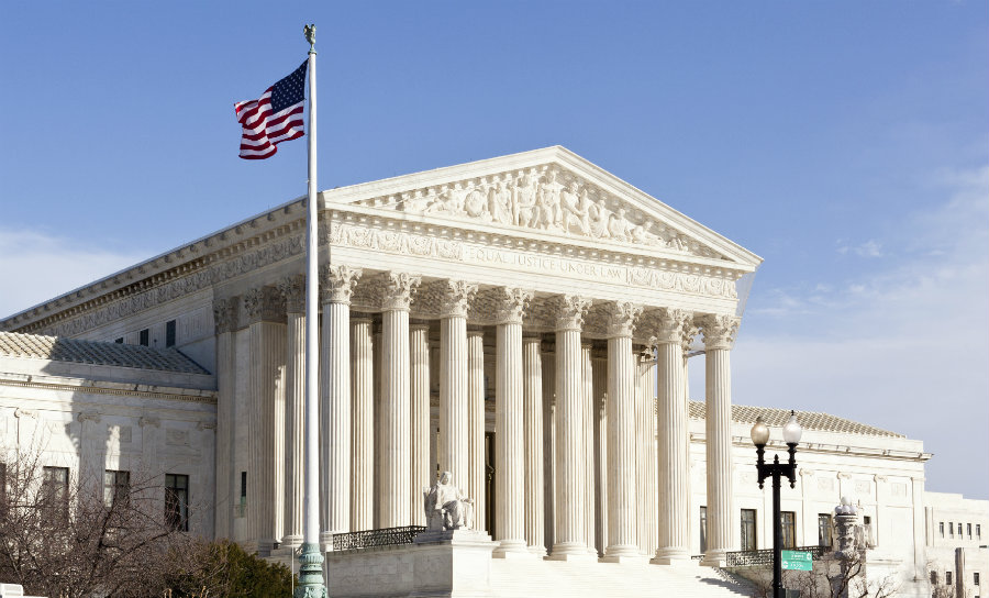 The Supreme Court decided that North Carolina voting rules will remain the same without changes for the upcoming election in November. Photo credit: Eelegal.org