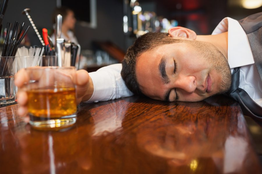 1 in 8 Americans struggle with alcohol disorder