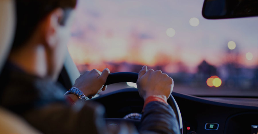 Men tend to drive an average of 2,300 miles over women, alongside an additional 18 percent of the time driving. Photo credit: Whosdrivingyou.org