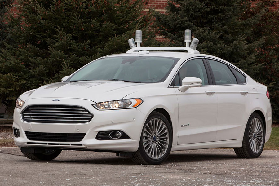 ford-self-driving-cars