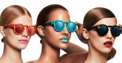 Spectacles are Snapchat's next thing. Photo credit: Snap Inc / They Daily Dot