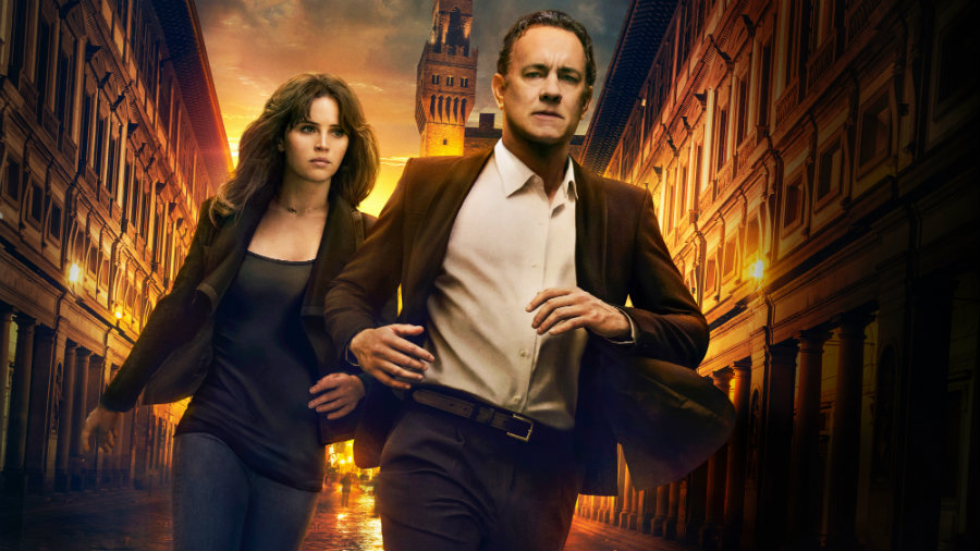Tom Hanks and Felicity Jones worked together shooting the Inferno movie, and both have different interpretations of the project. Photo credit: Wallpapersite