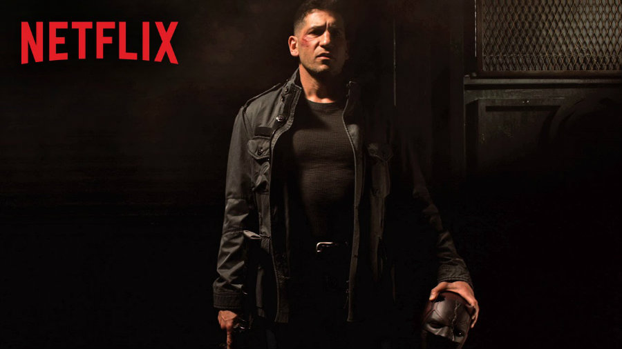 Marvel's Punisher series will premiere in 2017. Photo credit: Netflix US & Canada Youtube Channel / Screen Crush