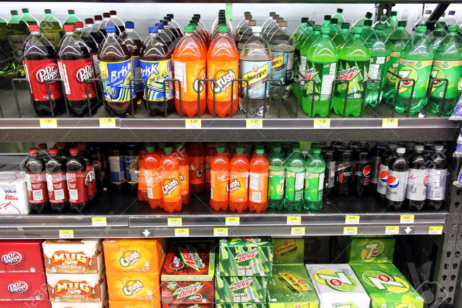 "According to WHO,  putting a tax on soft drinks decreased their consumption and ""improved nutrition."" Photo credit: 123RF"