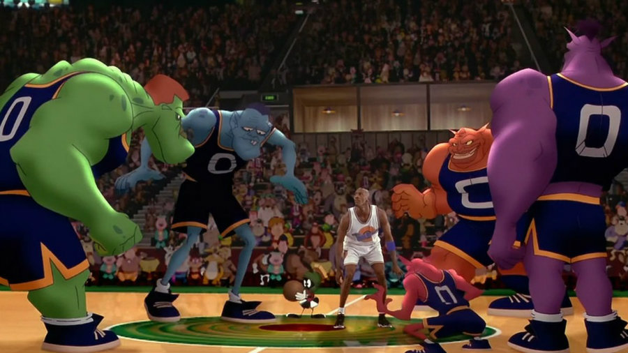 Space Jam's 20th anniversary will be celebrated in November. Photo credit: Warner Bros. / Collider