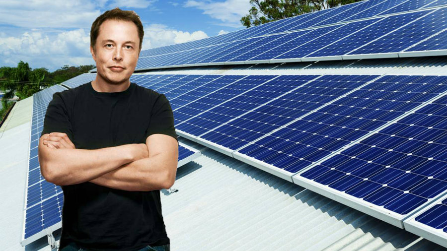 Tesla Motors will produce solar roofs. Photo credit: The Country Caller