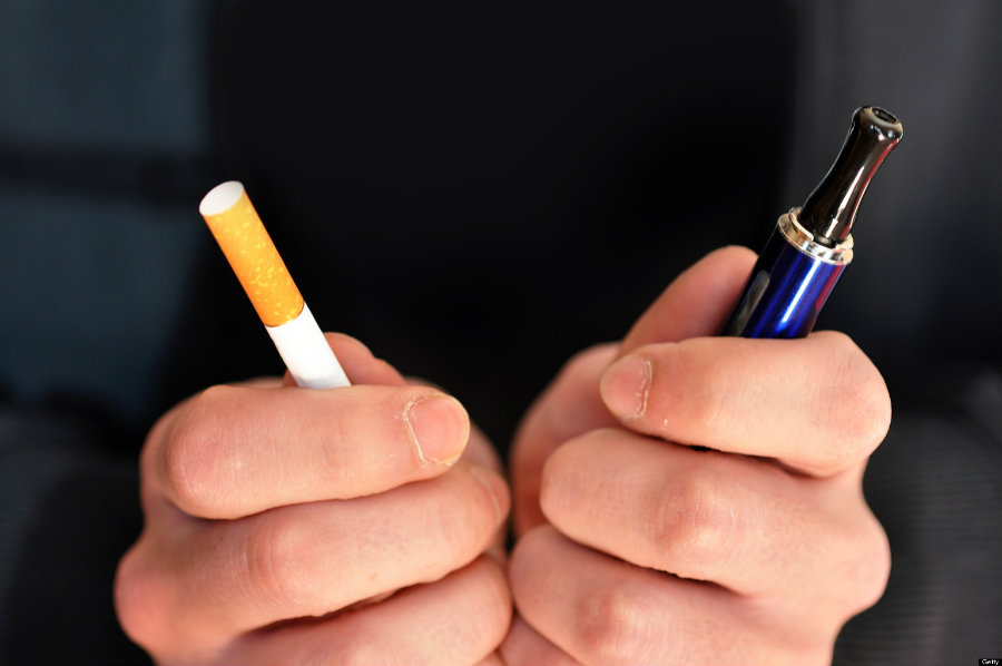 The state of California might be implementing  taxes for cigarettes and e-cigarettes. Photo credit: Sites.psu.edu