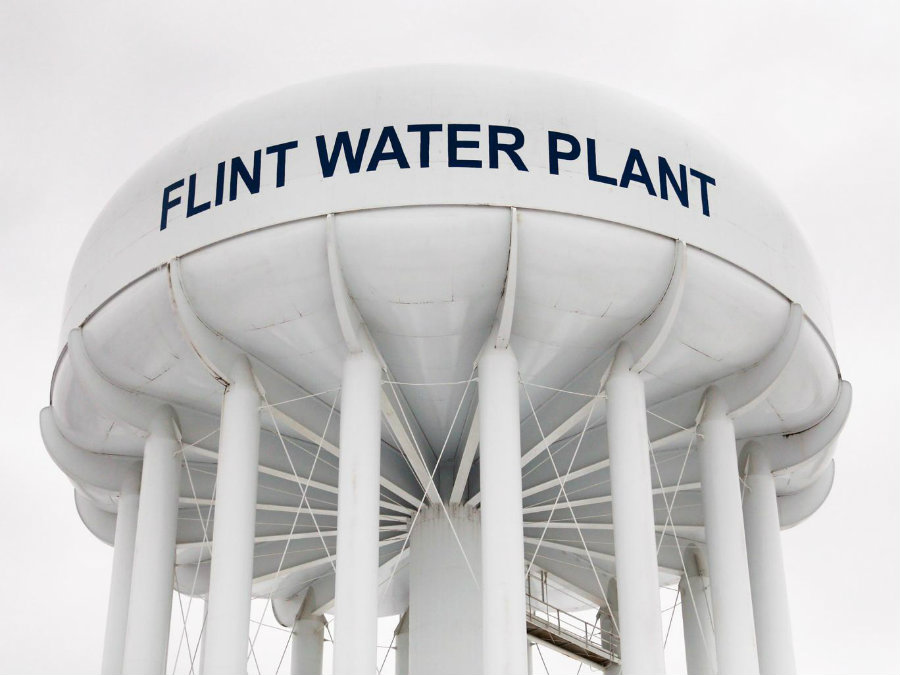Flint residents have been struggling with their health for the past two years after a severe case of contaminated water. Photo credit: The BHD