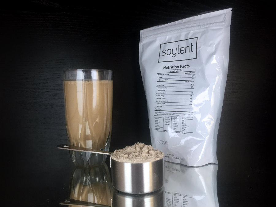 Soylent expects to remove the harmful ingredients by Q1 of 2017. Photo credit: Dan Leveille / Wikipedia