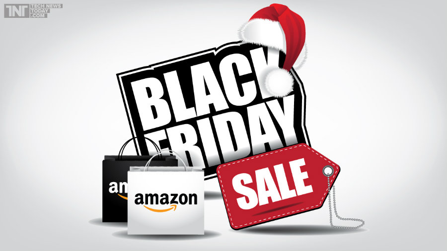 Amazon's Black Friday sales already began! Photo credit Tech News Today