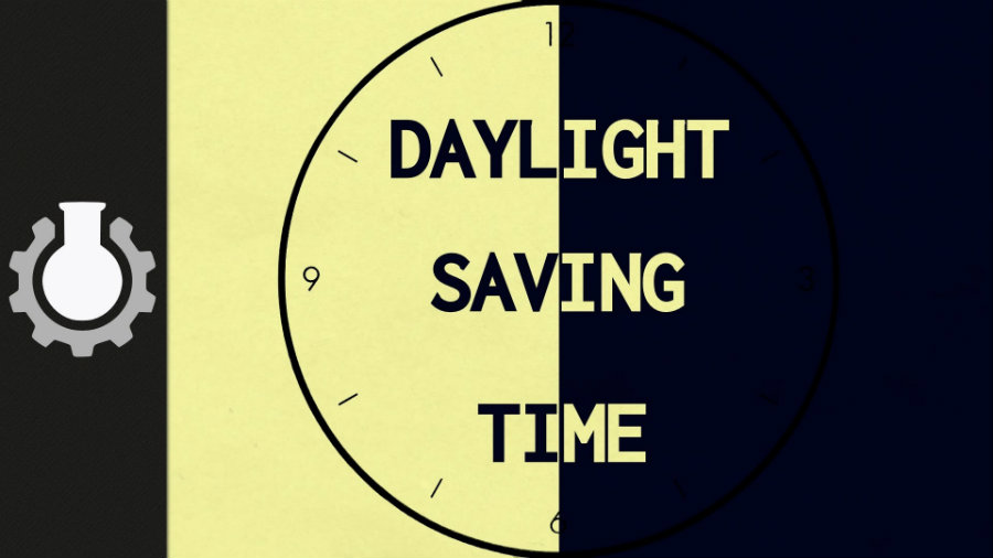 Daylight saving time is applied in many countries to enjoy an additional hour of daylight. Photo credit: CGP Grey Youtube Channel