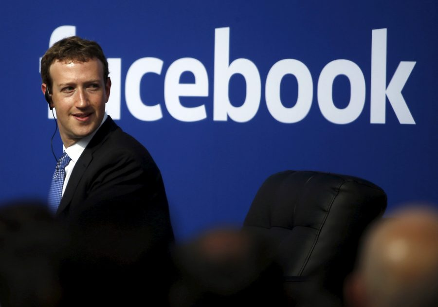 Facebook has been blamed for allowing people to share false and misleading stories by partisan websites. Photo credit: Stephen Lam / Reuters / IB TImes