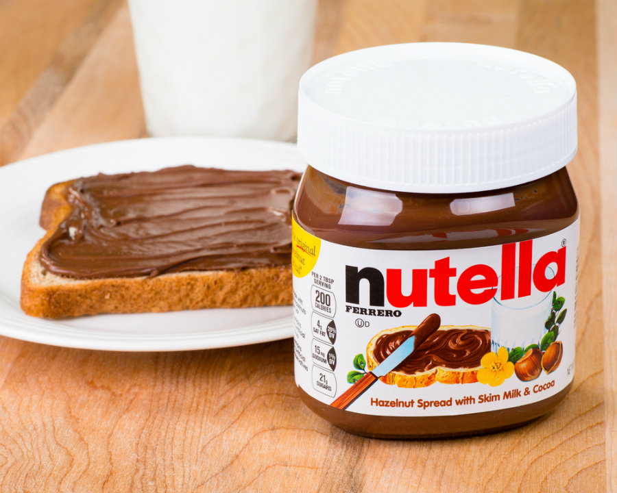 Ferrero wants the FDA to put Nutella in the same category as honey, jam, fruit butter, molasses, and jelly. Photo credit: Rob Heiner / Shutterstock / Salon
