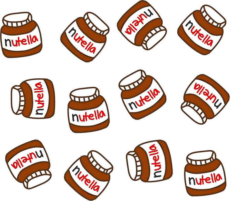 Nutella lovers have until Jan. 3 to tell the FDA whether they are putting more of the treat on toast or on ice cream. Photo credit: Deathspell / Red Bubble