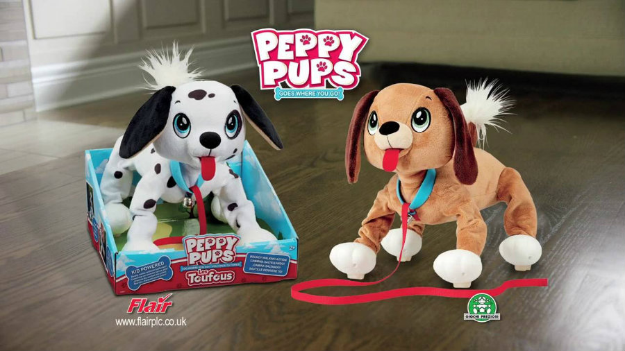 Peppy Pups contain a cord measuring about 31 inches, meaning that it significantly increases the risk of strangulation. Photo credit: FlairLeisure Youtube Channel