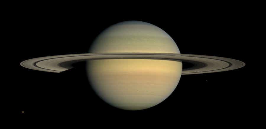 The endgame of the Cassini mission starts November 30 and will officially end in 2017. Photo credit: NASA