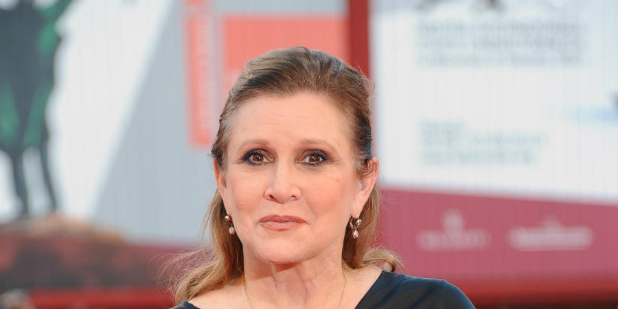 """Debbie Reynolds announced via Twitter that her daughter, Carrie Fisher, is in """"stable condition."""" Photo credit: Digital Spy"""