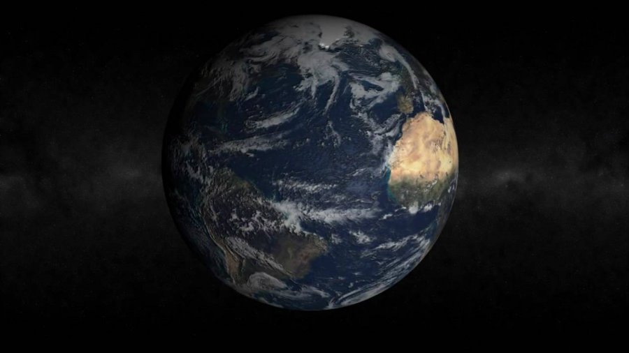 This group of modern researchers successfully proved that Earth is, in fact, rotating slower than in earlier years. Photo credit: BS990507 Youtube Channel
